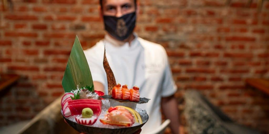 Así es Salvaje, el restaurante japonés fusión que acaba de aterrizar en Valencia