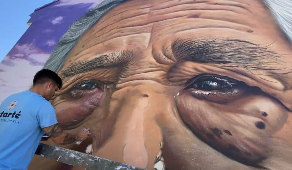 Dridali: el artista valenciano de los rostros hiperrealistas