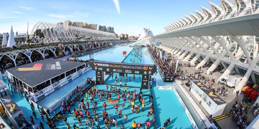 Los autobuses serán gratuitos durante el Maratón de Valencia