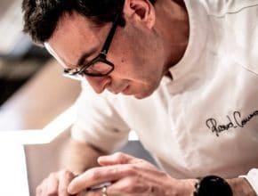 Ricard Camarena, entre los mejores chefs del mundo cocinando verduras