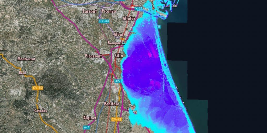 La Albufera de Valencia podría desaparecer en 2100 según esta herramienta de la Generalitat