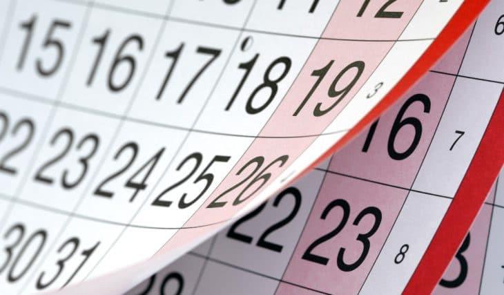 Calendario laboral 2022 en Valencia: 14 festivos y Jueves Santo como novedad