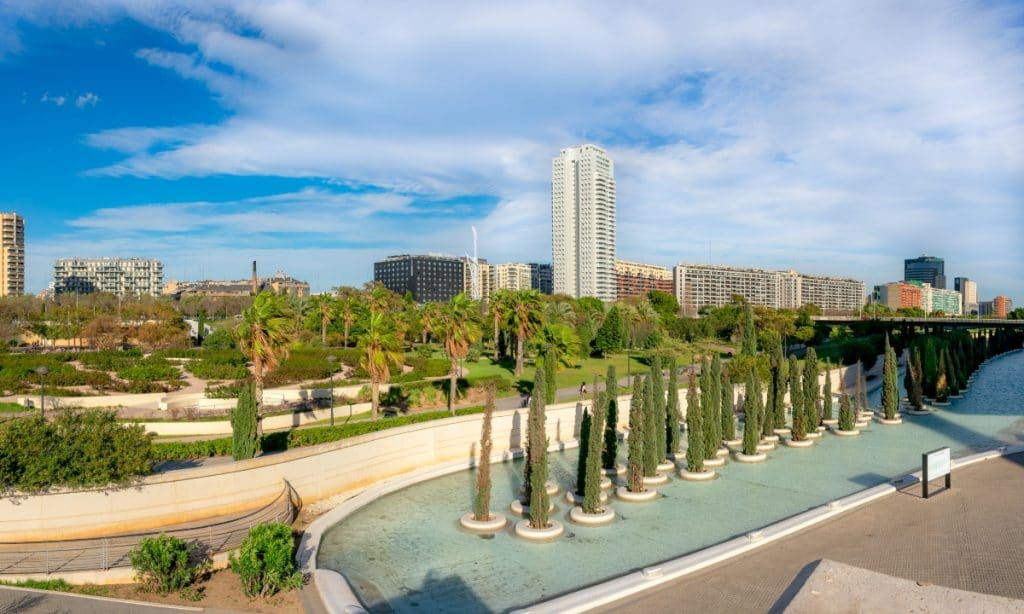 Un corredor verde de 14 kilómetros unirá el parque del Turia con la Albufera