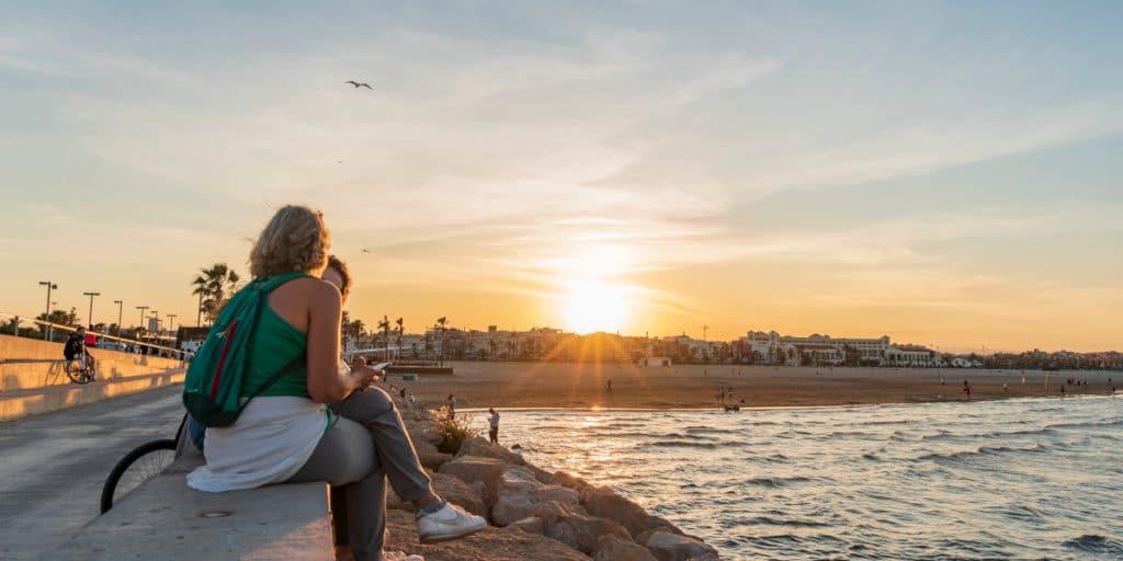 Valencia, una de las mejores ciudades del mundo para teletrabajar