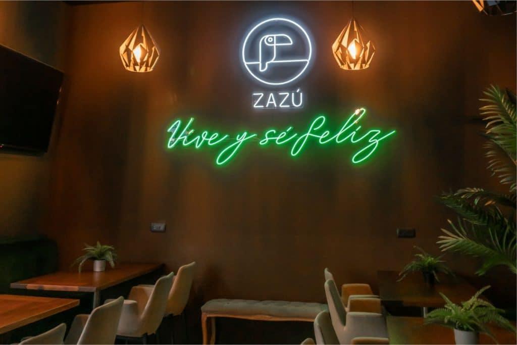 Zazú Lounge, una experiencia gastronómica pionera en Valencia