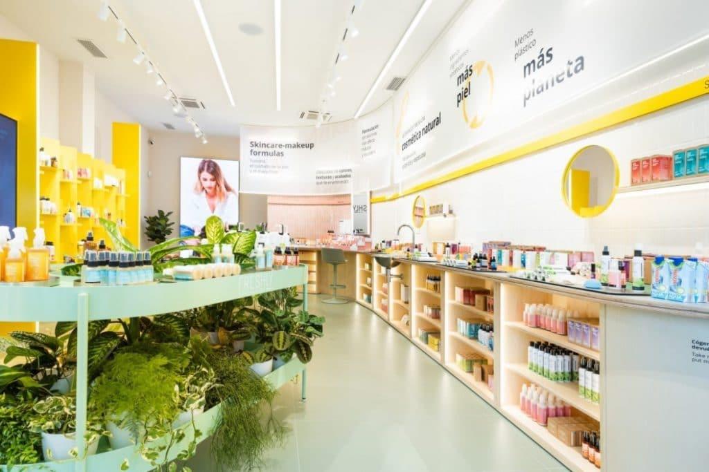 La primera Freshly Store abre en Valencia