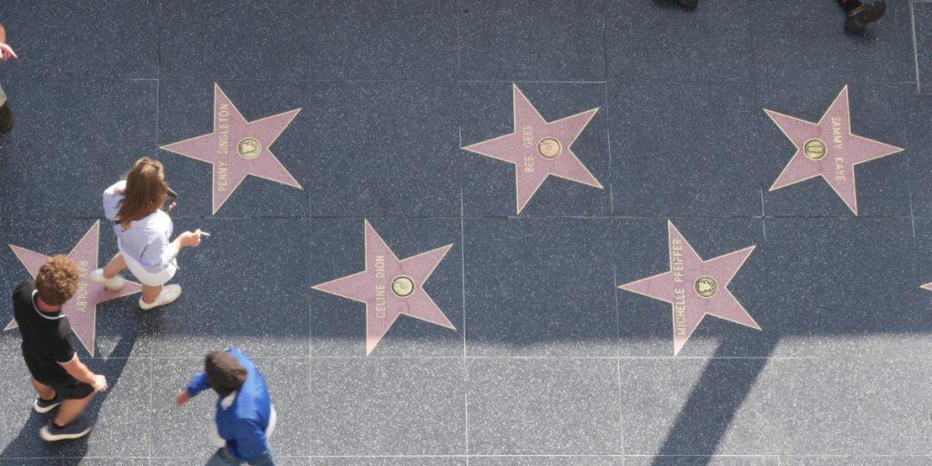 José Iturbi, el único valenciano con una estrella en el Paseo de la Fama de Hollywood