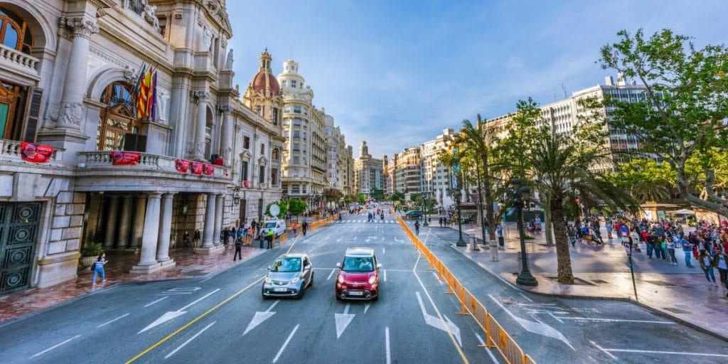 Las cámaras de Ciutat Vella empezarán a multar el 1 de diciembre