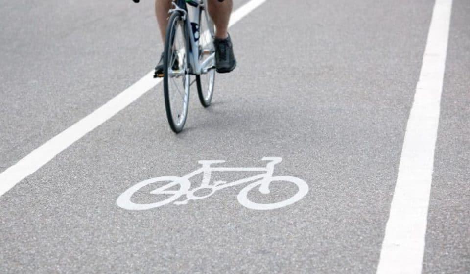 Valencia amplía su carril bici con un nuevo eje