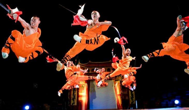 Un espectáculo con Popey Jr, Premio Nacional de Circo