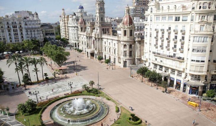 Estas serán todas las novedades de la nueva plaza del Ayuntamiento