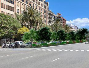 Así será la nueva Gran Vía Germanías de Valencia