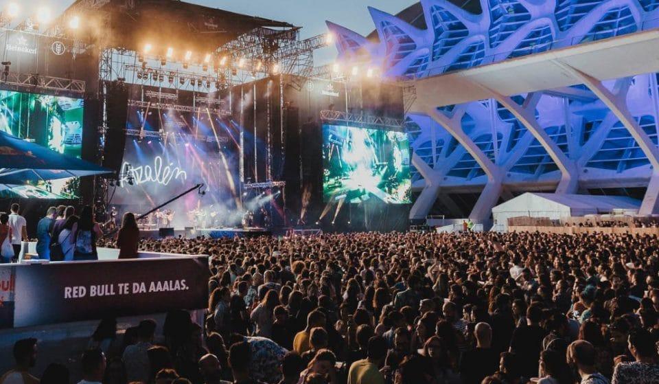 El festival Les Arts, primer evento musical que vacunará contra el covid en Valencia